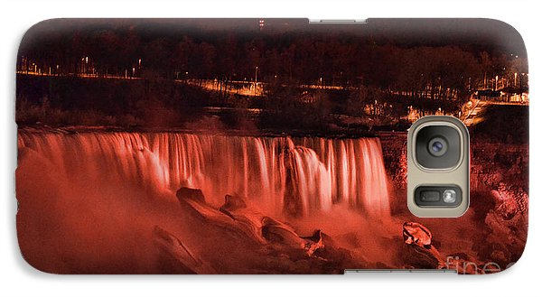 Galaxy Case featuring the photograph Night Falls by Traci Cottingham