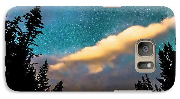 Galaxy S7 Case featuring the photograph Night Moves by James BO Insogna