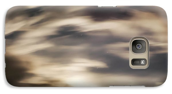 Galaxy Case featuring the photograph Night Sky 1 by Leland D Howard