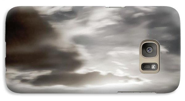 Galaxy Case featuring the photograph Night Sky 5 by Leland D Howard