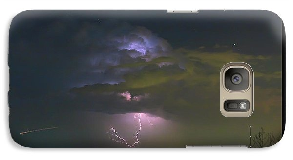 Galaxy S7 Case featuring the photograph Night Tripper by James BO Insogna