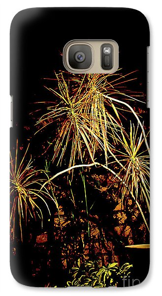 Galaxy Case featuring the photograph Nightmares Are Made Of This by Al Bourassa