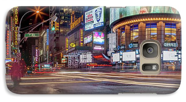 Galaxy Case featuring the photograph Nights On Broadway by Az Jackson
