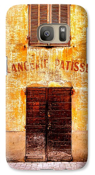 Galaxy Case featuring the photograph No More Bread by Olivier Le Queinec
