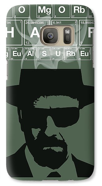 No More Half Measures - Breaking Bad Poster Walter White Quote Galaxy S7 Case