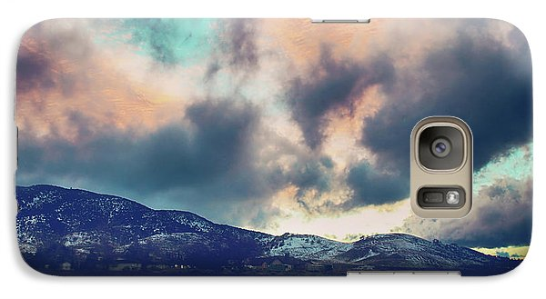 Galaxy Case featuring the photograph No Stopping Us Now by Laurie Search