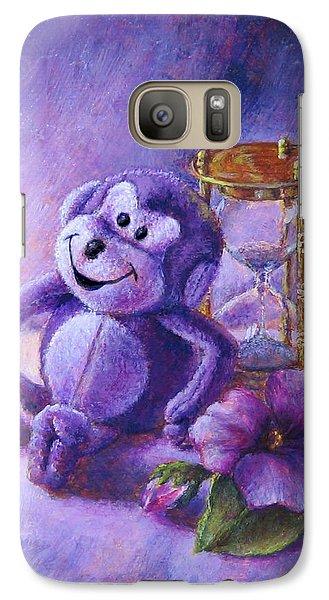 No Time To Monkey Around Galaxy S7 Case