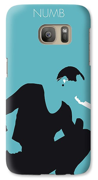 No085 My Linking Park Minimal Music Poster Galaxy S7 Case
