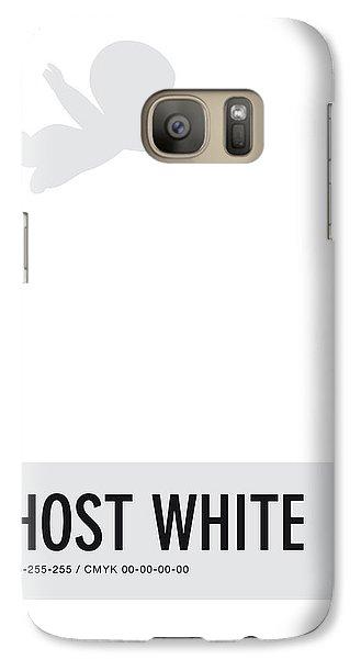 Woodpecker Galaxy S7 Case - No09 My Minimal Color Code Poster Casper by Chungkong Art