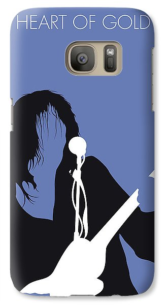Neil Young Galaxy S7 Case - No128 My Neil Young Minimal Music Poster by Chungkong Art