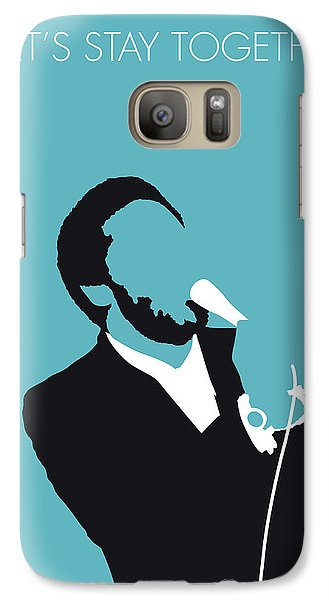 Rhythm And Blues Galaxy S7 Case - No135 My Al Green Minimal Music Poster by Chungkong Art
