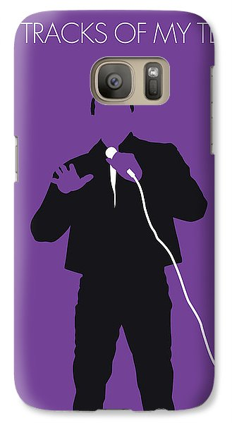 Rhythm And Blues Galaxy S7 Case - No161 My Smokey Robinson Minimal Music Poster by Chungkong Art