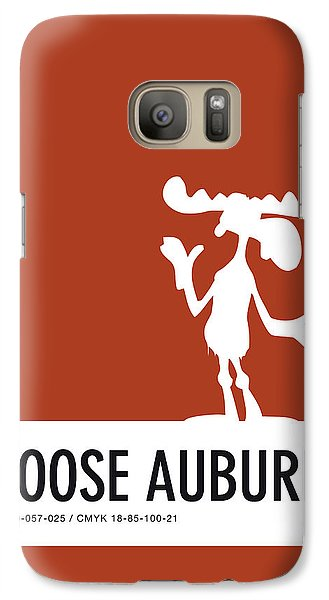Mice Galaxy S7 Case - No19 My Minimal Color Code Poster Bullwinkle by Chungkong Art