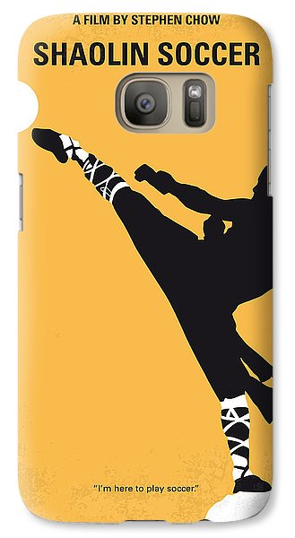 No480 My Shaolin Soccer Minimal Movie Poster Galaxy Case by Chungkong Art