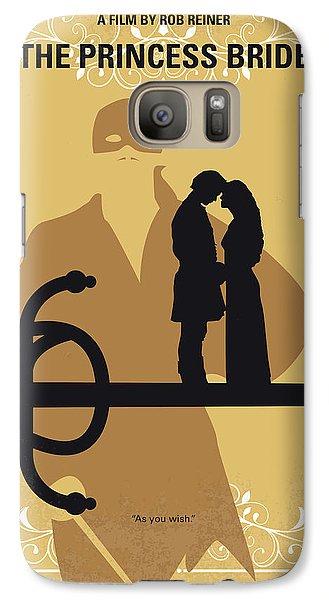 Robin Galaxy S7 Case - No877 My The Princess Bride Minimal Movie Poster by Chungkong Art