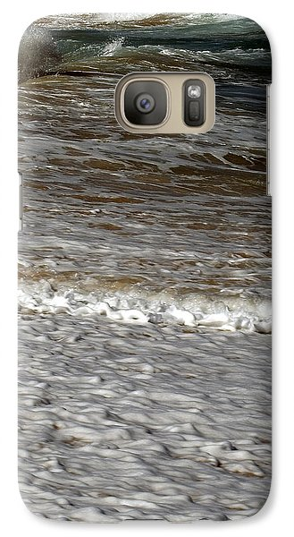 North Beach Oahu I Galaxy S7 Case