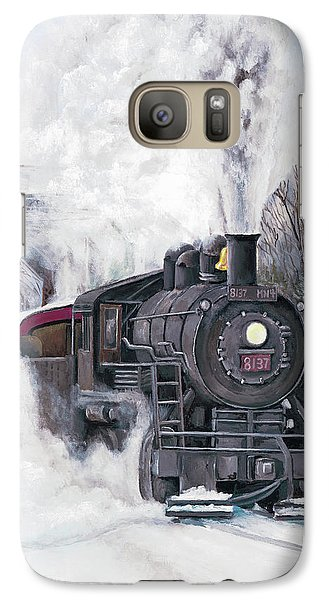 Northbound At 35 Below Galaxy S7 Case