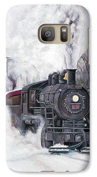 Northbound At 35 Below Galaxy S7 Case