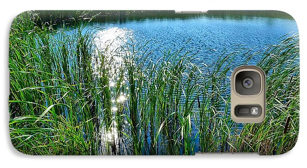 Galaxy S7 Case featuring the photograph Northern Ontario 2 by Claire Bull