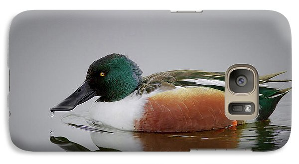 Northern Shoveler Galaxy S7 Case