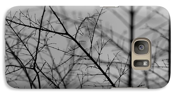 Galaxy Case featuring the photograph Not Quite Spring by Andrew Pacheco