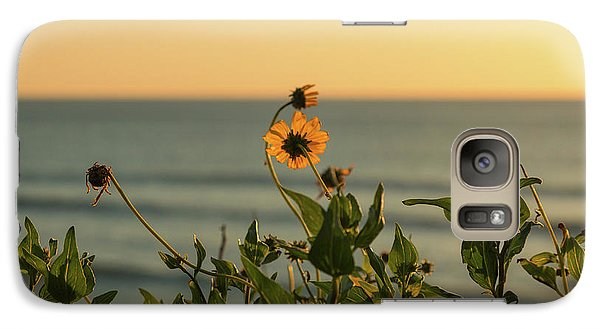 Galaxy S7 Case featuring the photograph Nothing Gold Can Stay by Ana V Ramirez
