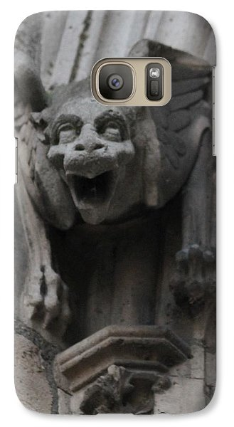 Galaxy Case featuring the photograph Notre Dame 1 by Christopher Kirby