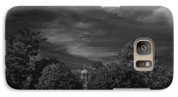 Galaxy Case featuring the photograph Notre Dame University 6a by David Haskett