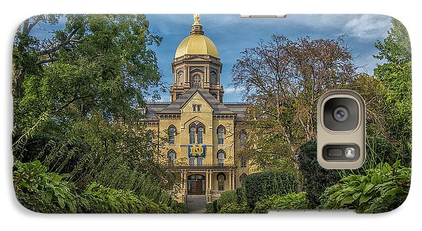 Notre Dame University Q1 Galaxy S7 Case