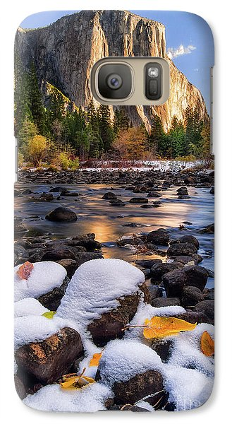 November Morning Galaxy S7 Case by Anthony Michael Bonafede