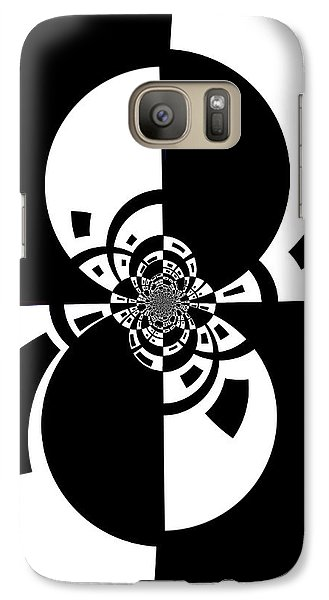 Galaxy Case featuring the digital art Now And Forever by Wendy J St Christopher