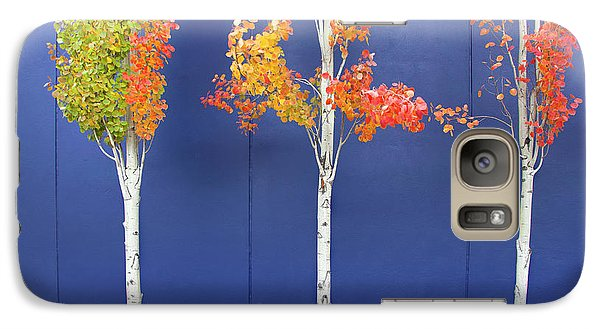 Galaxy Case featuring the photograph Now Showing by Theresa Tahara