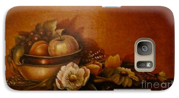 Galaxy Case featuring the painting Nsdp/design by Patricia Schneider Mitchell