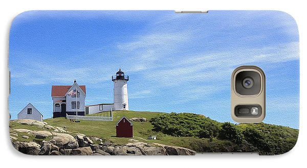 Nubble Light House Galaxy S7 Case