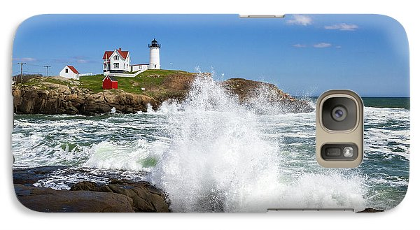 Nubble Lighthouse Galaxy S7 Case