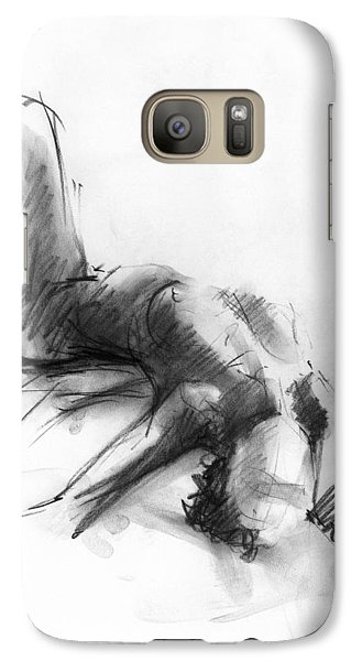 Nudes Galaxy S7 Case - Nude 4 by Ani Gallery