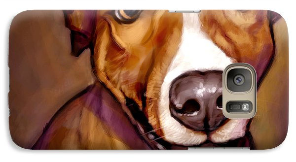 Number One Fan Galaxy S7 Case by Sean ODaniels