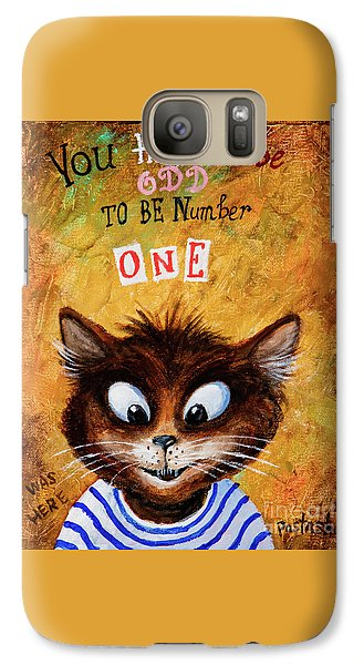 Number One Galaxy S7 Case