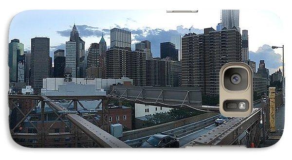 NYC Galaxy S7 Case by Ashley Torres