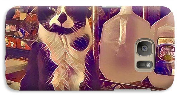 Nyc Bodega Cat Galaxy S7 Case