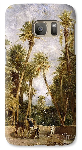 Oasis At Lagrount  Galaxy S7 Case