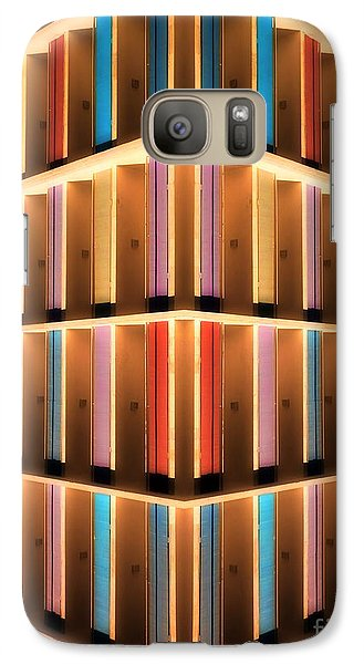 Galaxy Case featuring the photograph Oboe Inside by Beto Machado