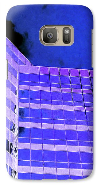 Galaxy Case featuring the photograph Obscurity In by Jamie Lynn