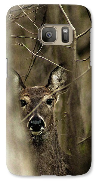Galaxy Case featuring the photograph Observed  by Bruce Patrick Smith