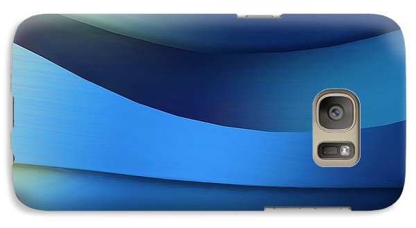 Galaxy Case featuring the photograph Ocean Breeze by Paul Wear