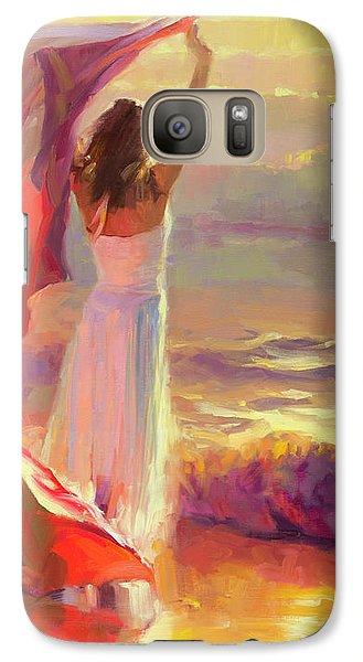 Ocean Breeze Galaxy S7 Case