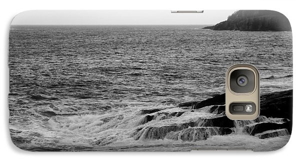 Galaxy Case featuring the photograph Ocean Drive by Greg DeBeck