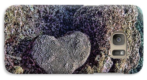 Ocean Love Galaxy S7 Case