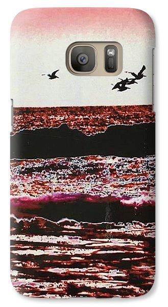 Ocean  Galaxy S7 Case