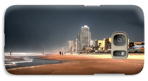Galaxy Case featuring the photograph Flow With It by Jim Hill